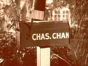 Charlie Chan Family