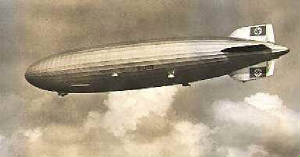 The 'Hindenburg'