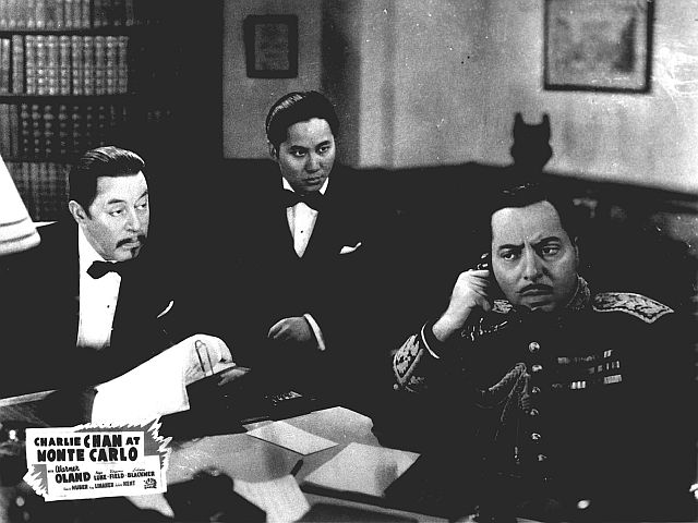 """Charlie Chan at Monte Carlo"" (1937)"