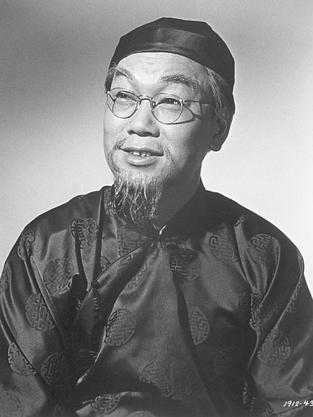 "Benson Fong in ""Flower Drum Song"" (1961)"
