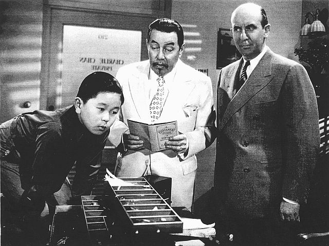 """Charlie Chan at the Olympics"" (1937)"