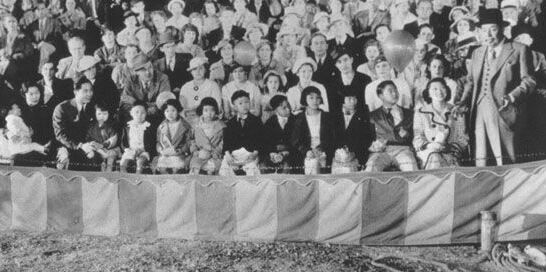 "The Chan family in ""Charlie Chan at the Circus"""