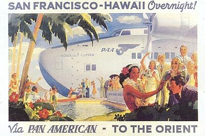 Pan American World Airways 'Clipper'