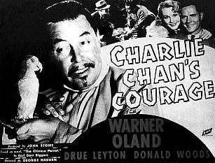 """Charlie Chan's Courage"""