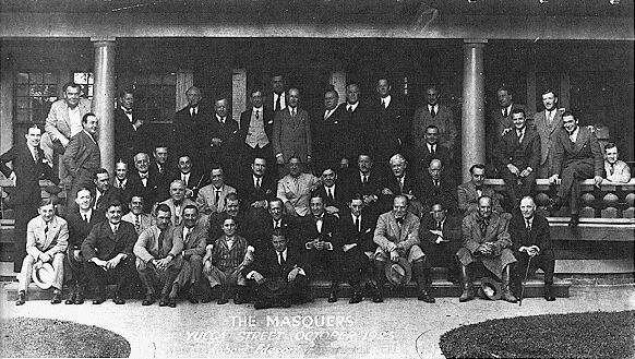 The Masquers, October 1925